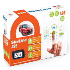 Автосигнализация StarLine A96 2CAN+2LIN GPS/GSM