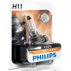 H11 Philips Vision +30%