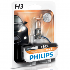 H3 Philips Vision +30%