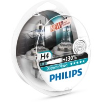 H4 Philips X-treme Vision+130%