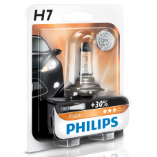 H7 Philips Vision +30%
