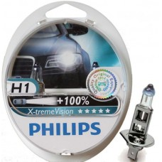 H1 Philips X-treme Vision+100%